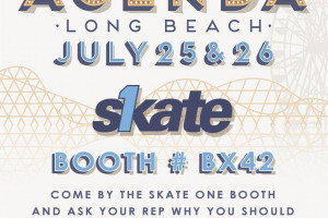 Anyone out there heading to The Agenda Show in Long Beach later this week?