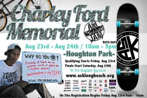 ASK / Charley Ford Am-Jam this weekend!