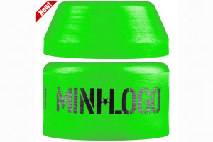 New Mini Logo Bushings are here!!