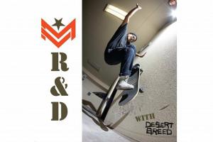 Desert Breed - Deck Test