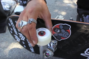 Mikey Weber - MILITANT Wheel Review