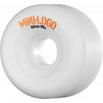 Mini Logo Wheel 60mm 101a 4pk