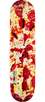 Mini Logo Small Bomb Deck 127 Pizza - 8 x 32.125