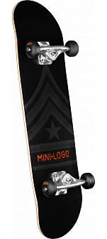 Mini Logo 170 Custom Complete Skateboard -  8.25 x 32.5