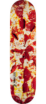 Mini Logo Small Bomb Deck 248 Pizza - 8.25 x 31.95