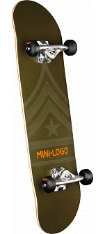 Mini Logo 181 Custom Complete Skateboard -  8.5 x 33.5