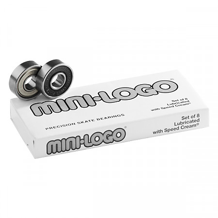 MIni Logo® Bearings (8 pack)