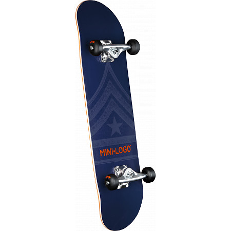 "Mini Logo® 112 7.75"" Custom Complete Skateboard"
