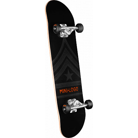"Mini Logo® 170 8.25"" Custom Complete Skateboard"