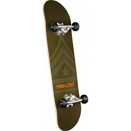 "Mini Logo® 181 8.5"" Custom Complete Skateboard"