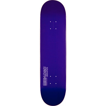 Mini Logo® 124 K12 Deck - Purple