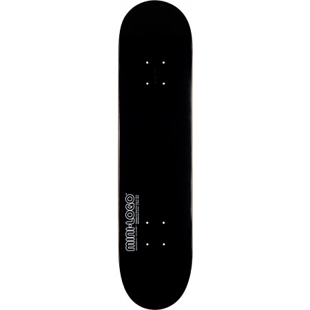 Mini Logo® 126 K12 Deck - Black