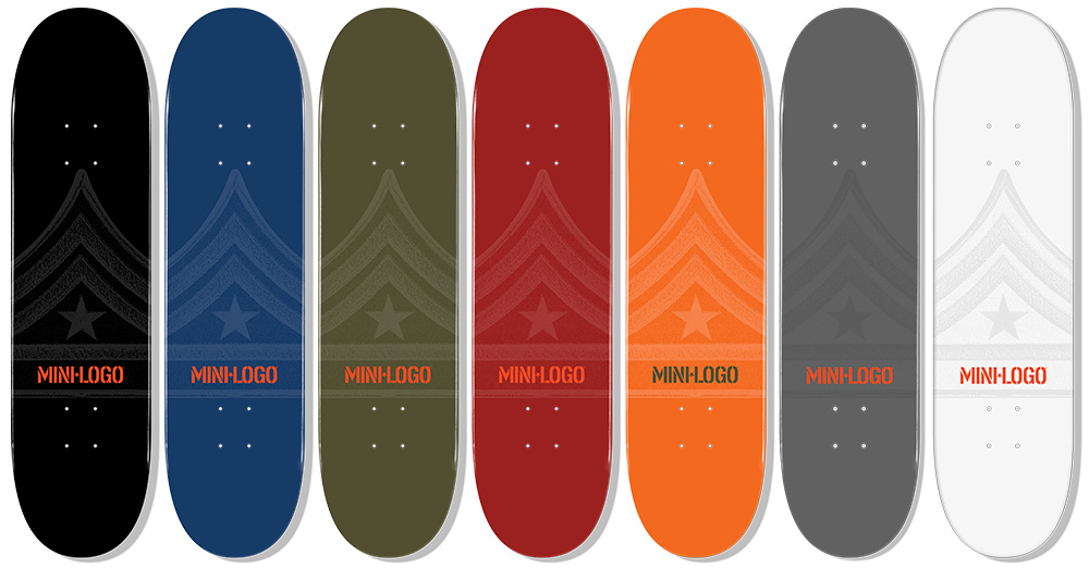 Mini Logo Decks